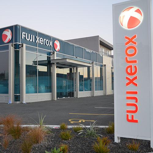 Fuji Xerox Office